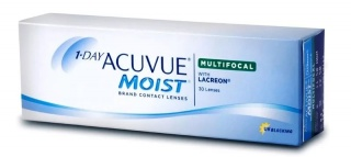 картинка 1-Day Acuvue Moist Multifocal(30шт.)